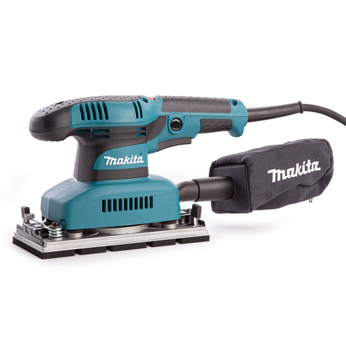 Makita BO3711 Orbital Sander 1/3 Sheet 240V - 3