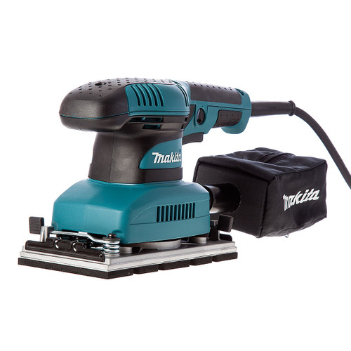 Makita BO3710 1/3 Sheet Orbital Sander 240V - 4