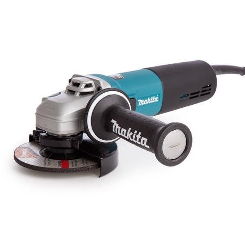 Makita 9565CR Angle Grinder 5 Inch /125mm (1400 watts) 240V - 3