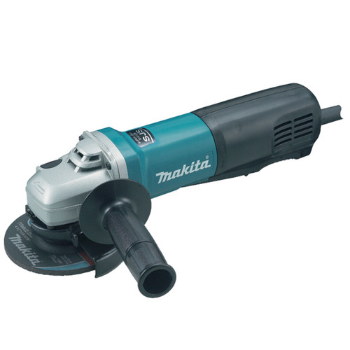 Buy Makita 9564PZ Angle Grinder 115MM With Paddle Switch 110V at Toolstop