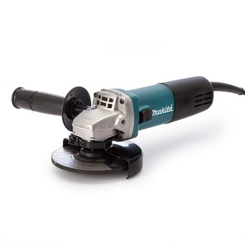 Makita 9558NBR Angle Grinder (840 watts) 5 Inch / 125mm 240V - 4