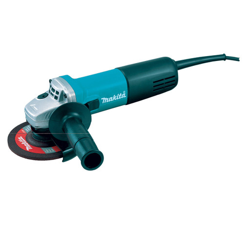 Buy Makita 9557NBD 115mm Diamond Blade Angle Grinder 110V at Toolstop