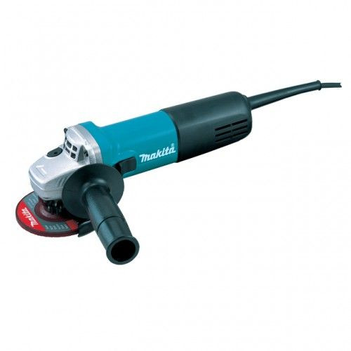 Buy Makita 9556NB 4inch/100mm Angle Grinder 840 Watts 240V at Toolstop