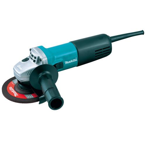 Buy Makita 9555NB 5in/125mm Angle Grinder (710 watts) 110V at Toolstop