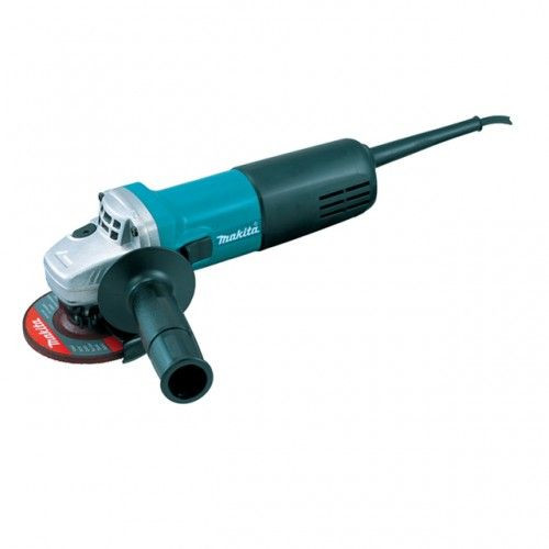 "Buy Makita 9553NB 4""/100mm Angle Grinder 710 Watts 240V at Toolstop"
