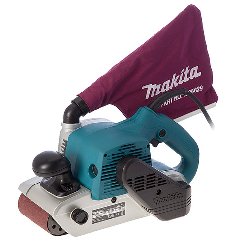 Makita 9403 Belt Sander Super Duty 4 Inch/100mm 240V - 3