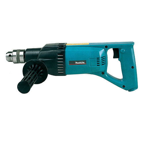 Buy Makita 8406X3 13mm Rotary Percussion and Diamond Drill 110V + 4 Diamond Cores for GBP390 at Toolstop