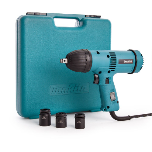 Buy Makita 6904VH Impact Wrench Square Drive 1/2 Inch / 12.5mm 110V for GBP157.5 at Toolstop