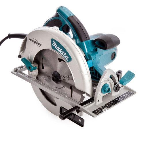 Makita 5008MGJ Circular Saw in MakPac Carry Case 8 Inch / 210mm 240V - 8