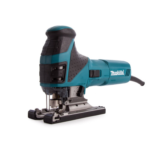 Makita 4351FCT Jigsaw Orbital Action with Tool-less Blade Fixing and Job Light 240V  - 5