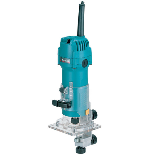 Buy Makita 3707F 1/4in Trimmer with Light 240V at Toolstop