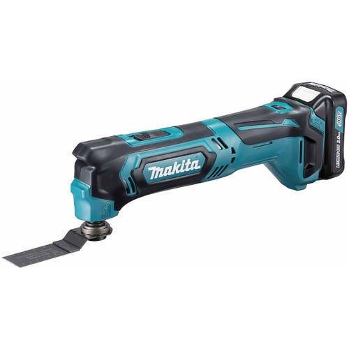 Buy Makita TM30DWAE Multi-Tool 10.8V Cordless CXT li-ion (2 x 2Ah Batteries) at Toolstop