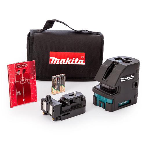 Makita SK103PZ 4 Point Cross Line Laser - 5