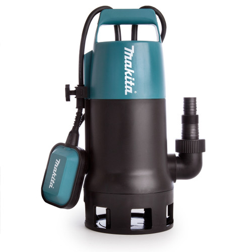 Makita PF1010 Electric Submersible Pump 1100W 240L (240V) - 1
