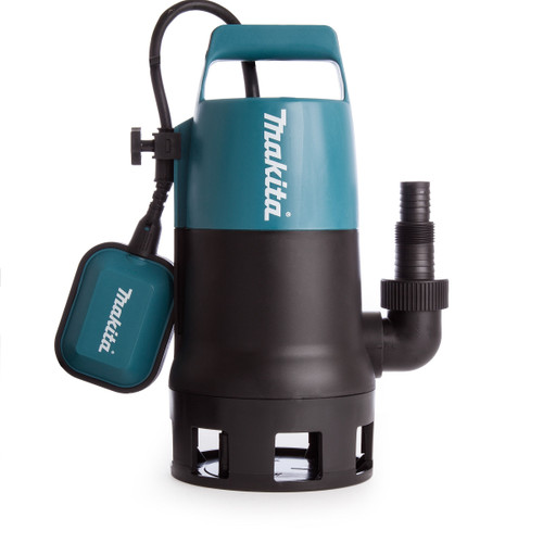 Makita PF0410 Electric Submersible Pump 400W 140L (240V) - 1