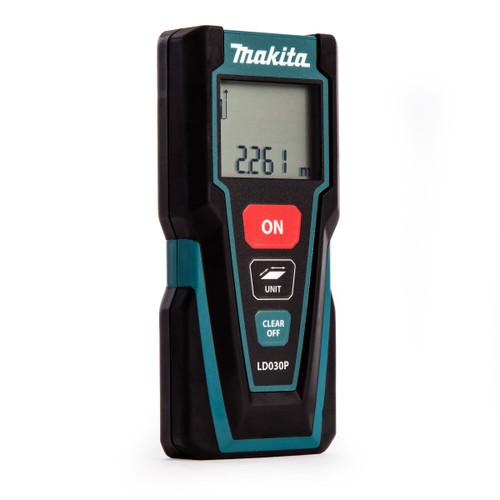 Makita LD030P Laser Distance Measure 30 Metres - 3