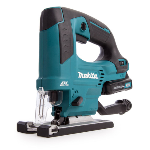 Makita JV103DSAJ 10.8V CXT Brushless Jigsaw (2 x 2.0Ah Batteries) - 5
