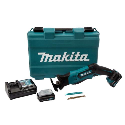 Makita JR105DWAE 10.8V CXT Cordless Reciprocating Saw (2 x 2.0Ah Batteries) - 3