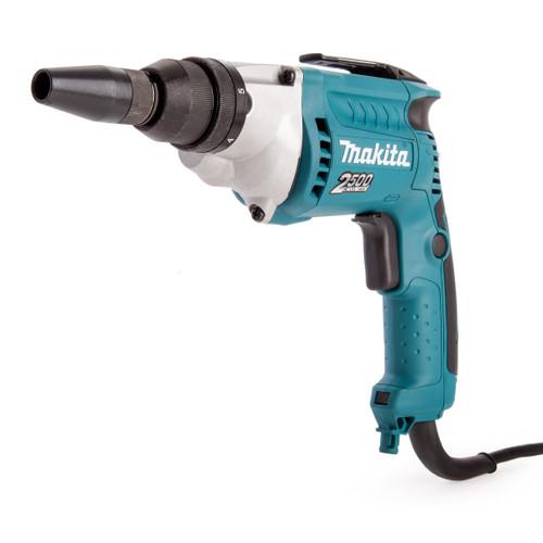 Makita FS2700 Drywall Screwdriver - Torque Adjustable 110V - 6