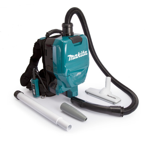 Makita DVC260Z Cordless Backpack Vacuum Cleaner 2 x 18V (Body Only) - 6