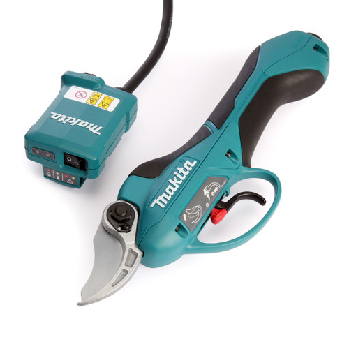 Makita DUP361Z Pruning Shear LTX Twin 18V Cordless Li-ion (Body Only) with Carry Bag - 7