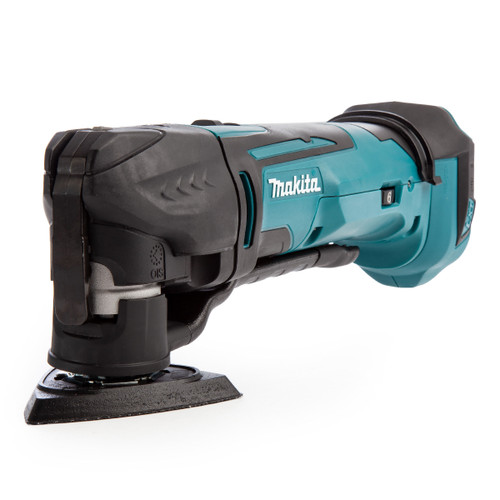 Makita DTM51ZJX7 18V Cordless Multi-Tool with Accessories (Body Only) in Makpac Case  - 6