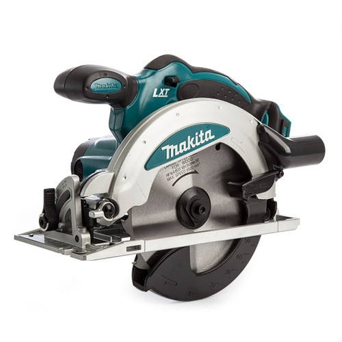 Makita DSS610Z 18V Cordless Circular Saw (Body Only) - 1