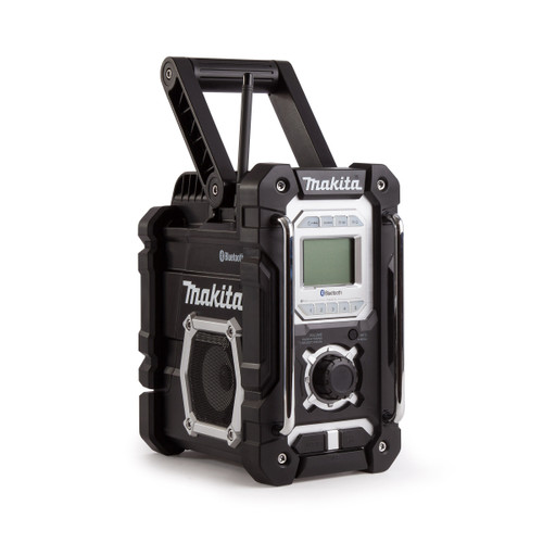 Makita DMR108B CXT Job Site Radio With Bluetooth (Black) - 4