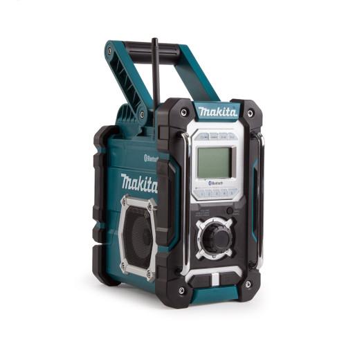 Makita DMR108 Jobsite Radio with Bluetooth - 4