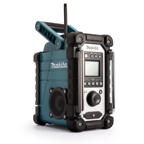 Makita DMR107 Jobsite Radio - Now Compatible with CXT Batteries - 4
