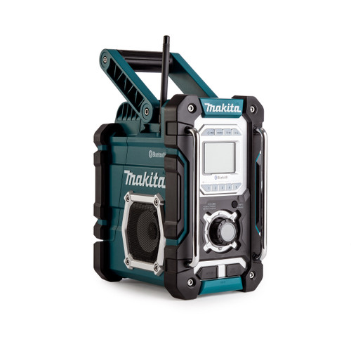 Makita DMR106 Jobsite Radio with Bluetooth and USB Charger - 6