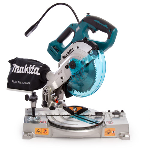 Makita DLS600Z 18V Brushless Mitre Saw 165mm (Body Only) - 7