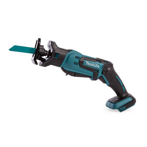 Makita DJR183Z 18V Cordless Mini Reciprocating Saw (Body Only) - 1