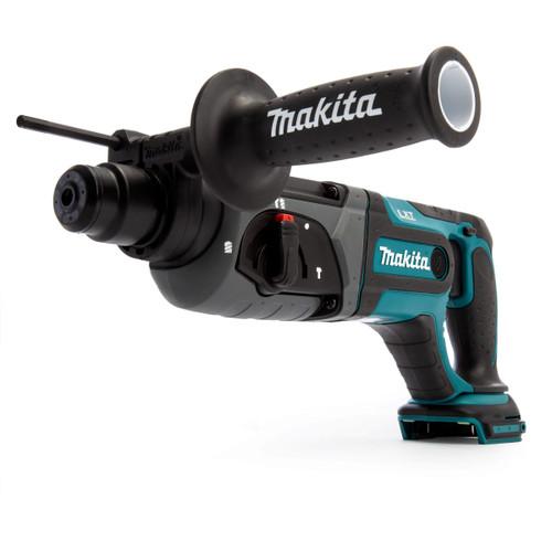 Makita DHR241Z 18V Cordless Rotary Hammer Drill (Body Only) - 4