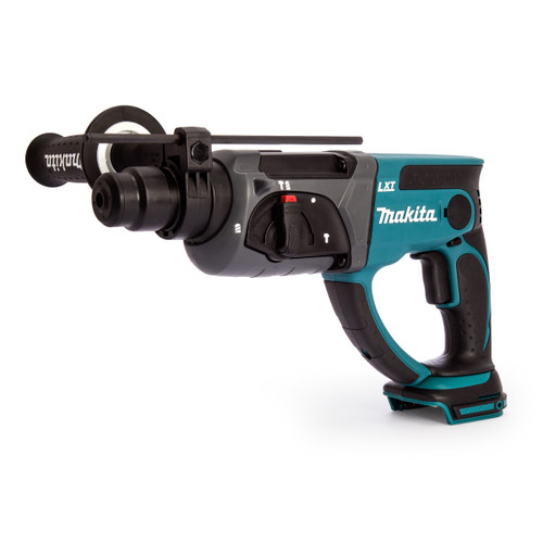 Makita DHR202Z 18V SDS Plus Rotary Hammer Drill (Body Only) - 5