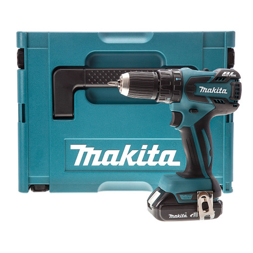 Makita DHP459Y1J 18V Brushless 2-Speed Combi Drill 13mm (1 x 1.5Ah Battery) - 3