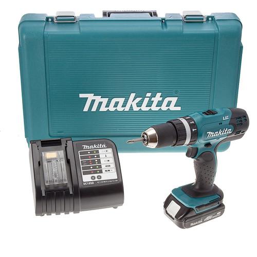 Makita DHP453SY 18V Cordless Combi Drill (1 x 1.5Ah Battery) - 3