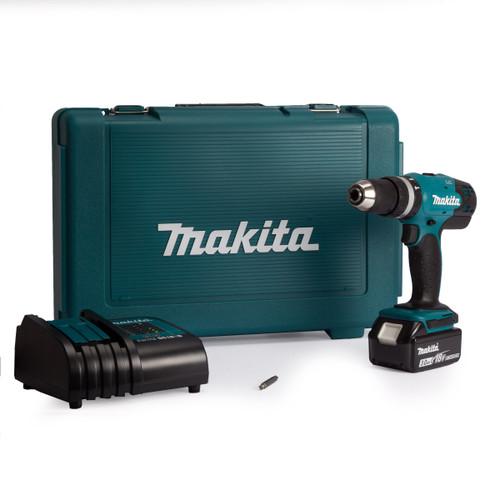 Makita DHP453SF 18V Cordless Combi Drill (1 x 3.0Ah Battery)  - 4