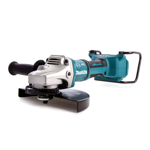 Makita DGA900Z 36V Cordless Angle Grinder 230mm (Body Only) Accepts 2 x 18V Batteries