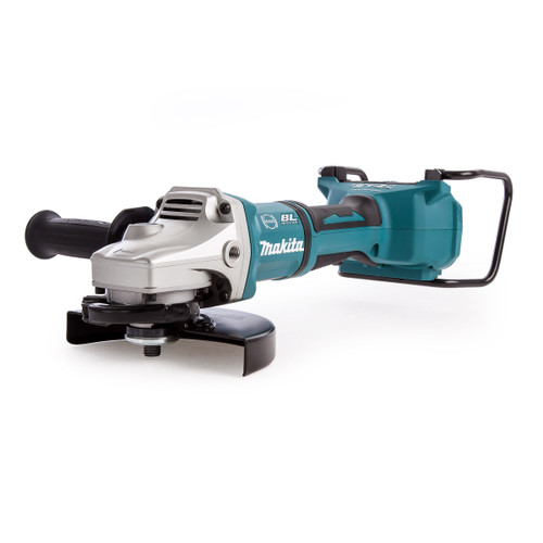 Makita DGA700Z 36V Cordless Angle Grinder 180mm (Body Only) Accepts 2 x 18V Batteries - 6