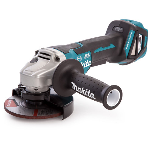 Makita DGA517Z 18V Cordless Angle Grinder 125mm (Body Only) - 5