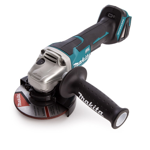 Makita DGA508Z 18V Brushless Angle Grinder 125mm (Body Only) - 5