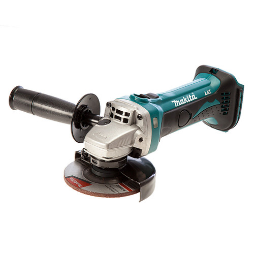Buy Makita DGA450Z 14.4V Cordless Angle Grinder (Body Only) for GBP75 at Toolstop