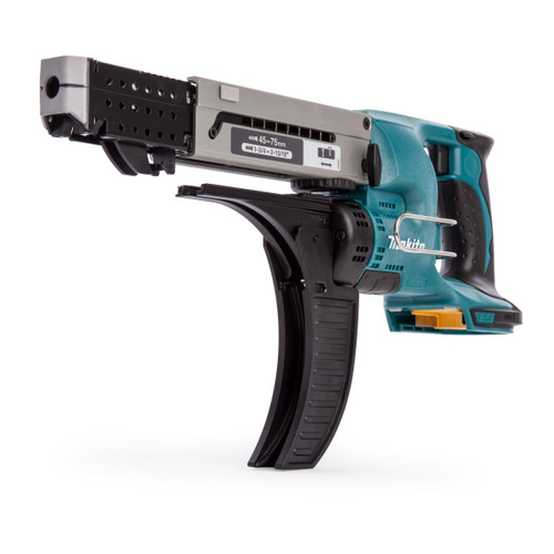 Makita DFR750Z 18V Cordless Auto-Feed Screwdriver (Body Only) - 7