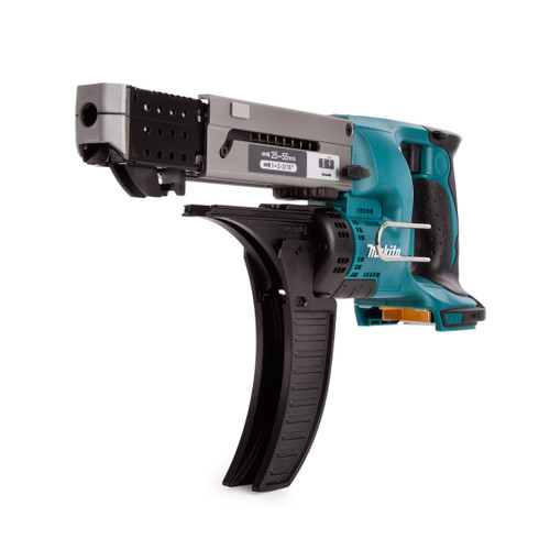 Makita DFR550Z 18V Cordless Auto-Feed Screwdriver (Body Only) - 4