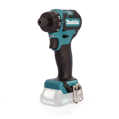 Makita DF032DZ 10.8V CXT Cordless Drill Driver (Body Only) with Makpac Case  - 4