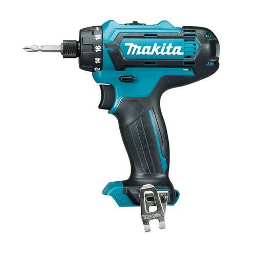 Buy Makita DF031DZ 10.8V CXT Cordless Drill Driver (Body Only) at Toolstop