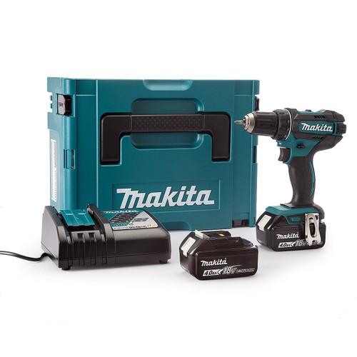 Makita DDF482RMJ 18V LXT Cordless Drill Driver (2 x 4.0Ah Batteries) - 7