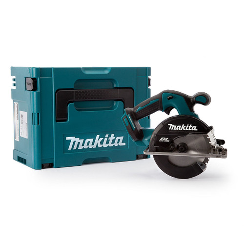 Makita DCS551ZJ 18V LTX Brushless Metal Saw 150mm (Body Only) - 5