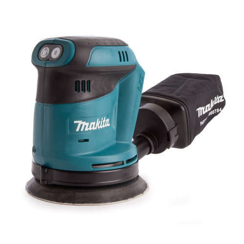 Makita DBO180Z 18V Cordless Random Orbit Sander 125mm (Body Only) - 3